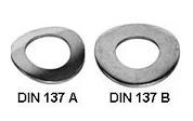 Шайба пружинная 137 DIN